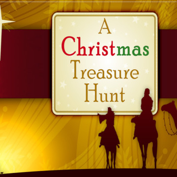 "Various Verses, ""A Christmas Treasure Hunt"""